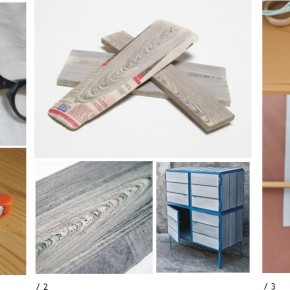 materials: upcycling