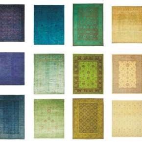 textiles: abc carpet and home- color reform Spectrum