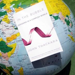 "book list: ""in the bubble"", John Thackara"