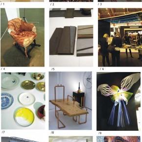 fair & market research: LONDON 100% DESIGN & TENT 2011