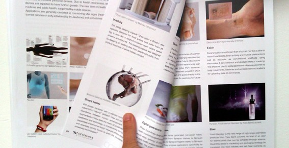 Projects: 'Printed electronics and emerging macrotrends'
