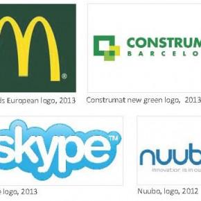 branding: going green, going blue