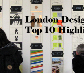 LONDON DESIGN FESTIVAL 2013-Top 10 Highlights