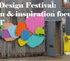 REPORT: 'London Design Festival 2013: innovation and inspiration focus'