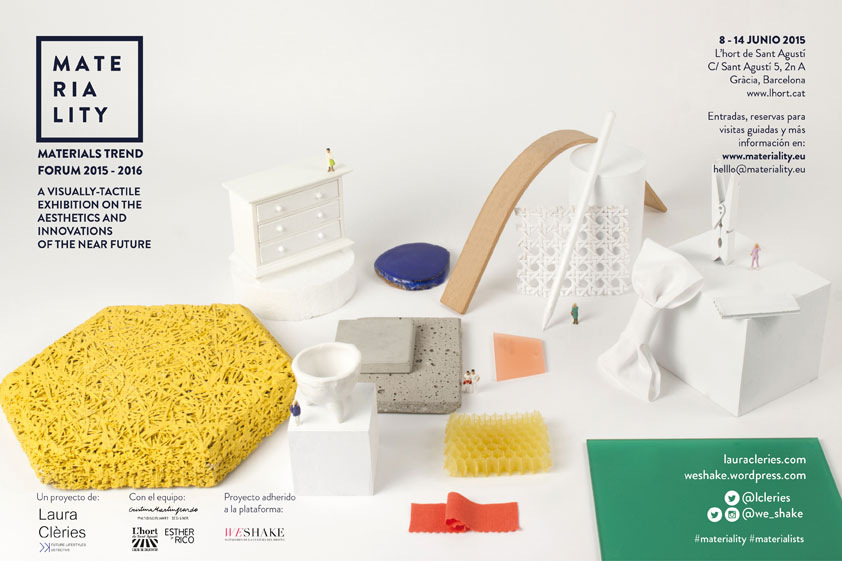 Materiality – Materials Trend Forum – 2015/2016