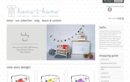 home-t-home little website