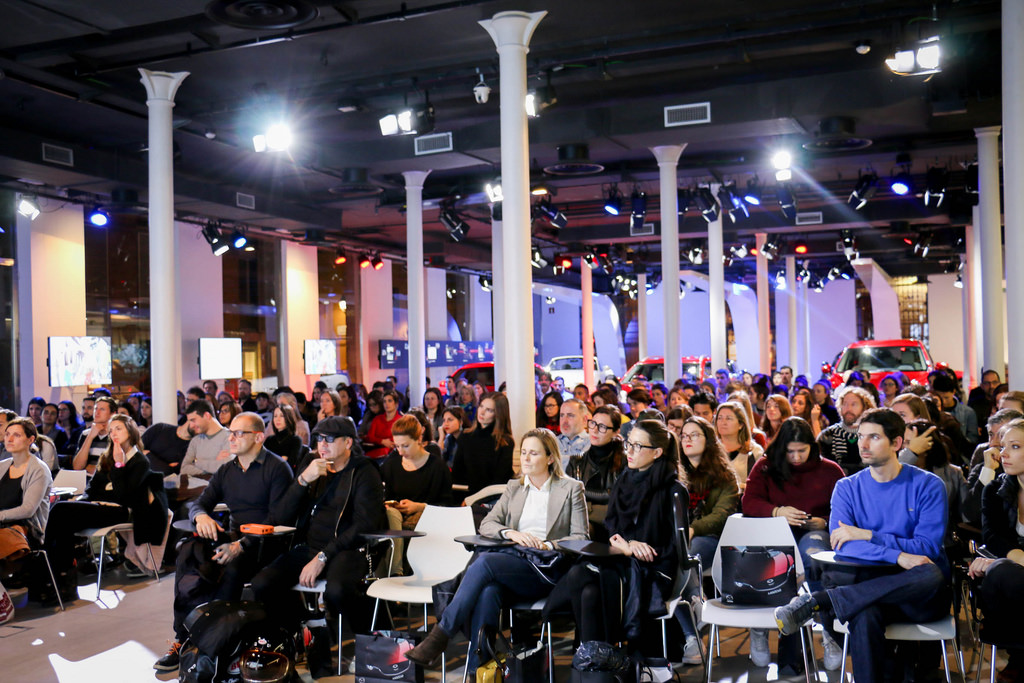 TEDxBarcelona Salon – The future of fashion